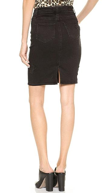 PAIGE Deirdre Skirt