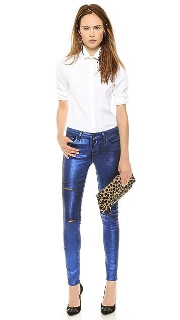 PAIGE Verudgo Ultra Skinny Jeans