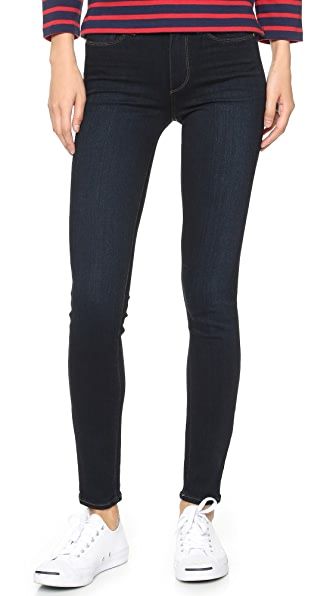 PAIGE Transcend Hoxton Ultra Skinny Jeans
