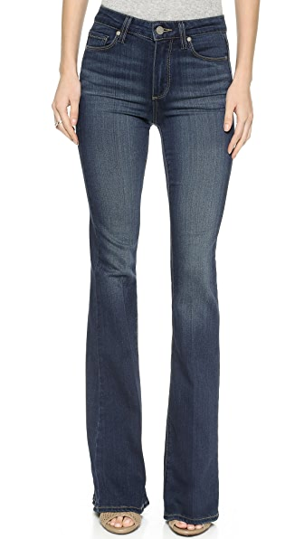 PAIGE Transcend High Rise Bell Canyon Jeans