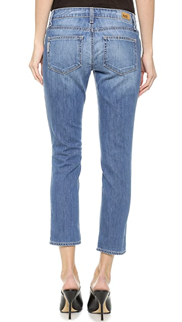 PAIGE Jimmy Jimmy Crop Jeans