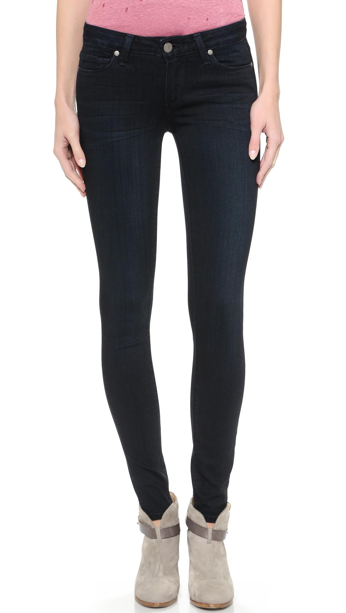 paige denim female paige transcend verdugo ultra skinny jeans tonal mona