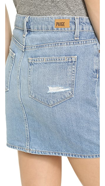 PAIGE Jimmy Jimmy Miniskirt