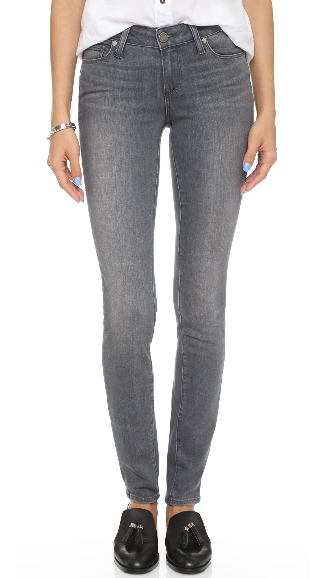 paige denim female paige transcend verdugo skinny jeans silvie
