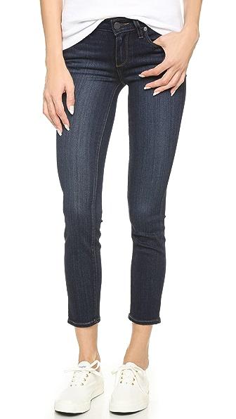 PAIGE Transcend Verdugo Crop Jeans