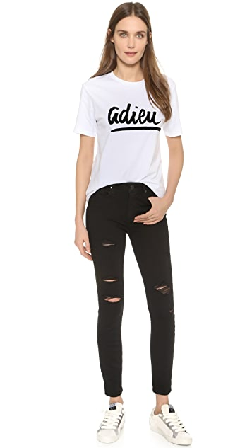 PAIGE Transcend Hoxton Ankle Skinny Jeans