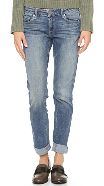 PAIGE Jimmy Jimmy Boyfriend Skinny Jeans at Shopbop