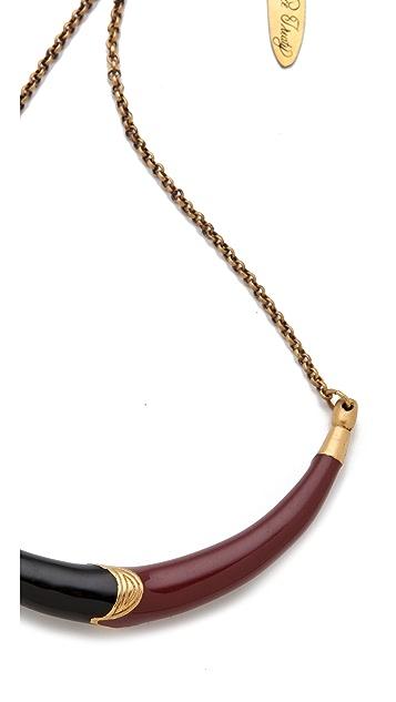 A Peace Treaty Saret Necklace