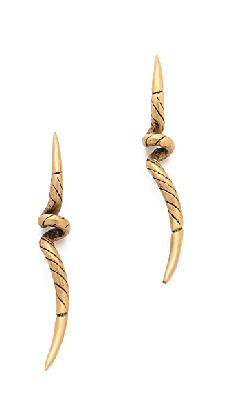 A Peace Treaty Akhdar Earrings