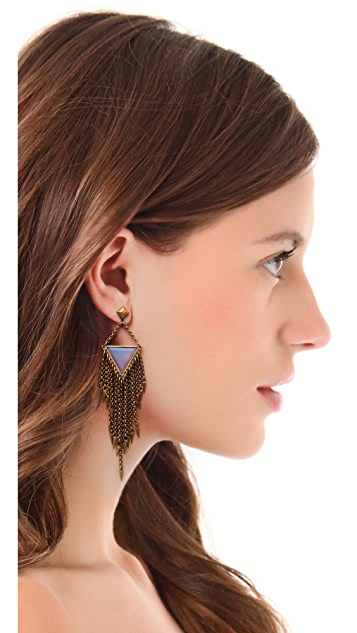 A Peace Treaty Laiyla Opaline Earrings