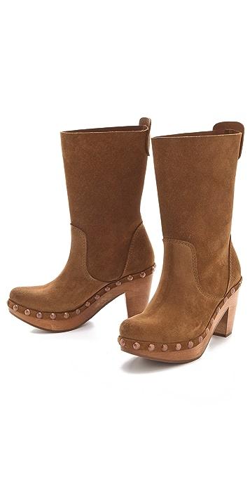 Pedro Garcia Noah Platform Clog Boots