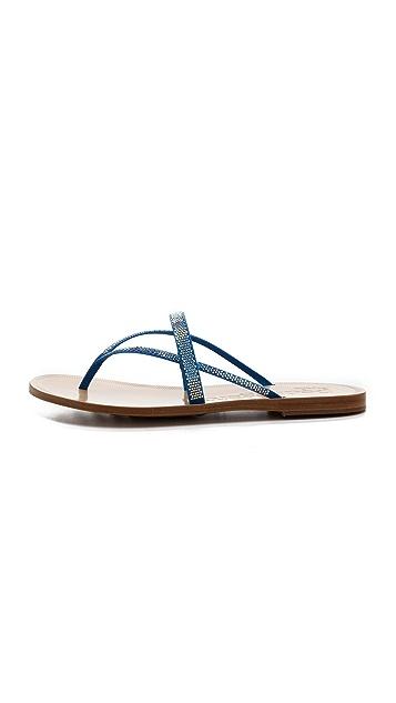 Pedro Garcia Zuriel Neon Sandals