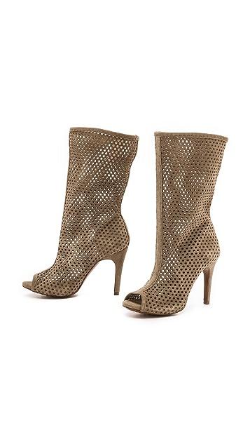 Pedro Garcia Sira Open Toe Boots