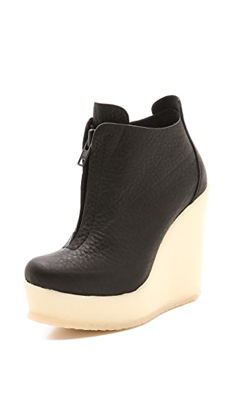 Pedro Garcia High Wedge Booties