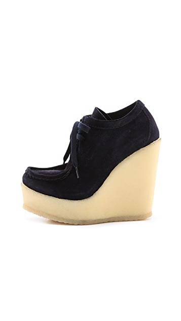 Pedro Garcia Fabiola Wedge Booties