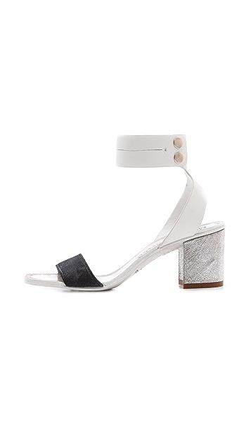 Pedro Garcia Xola Ankle Strap Sandals