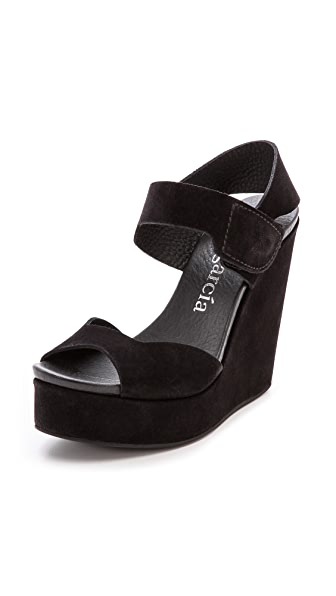 Pedro Garcia Tilda Wedge Sandals