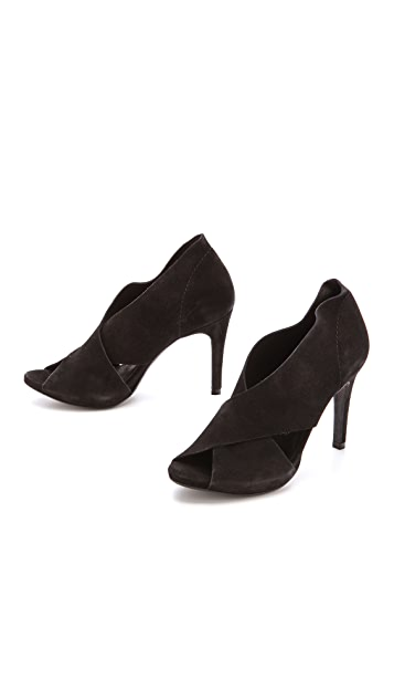 Pedro Garcia Serenity Open Toe Pumps
