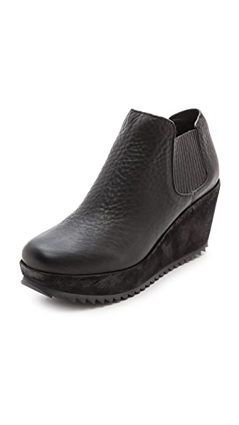 Pedro Garcia Fern Wedge Booties