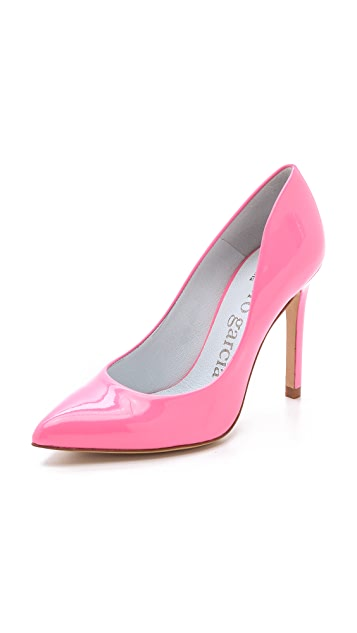 Pedro Garcia Aneley Pumps