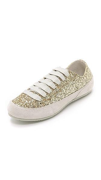 Pedro Garcia Parson Sneakers - Gold