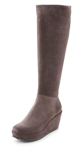 Pedro Garcia Franka Tall Wedge Boots