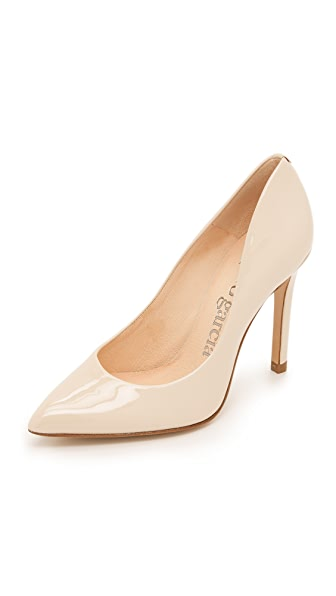 Pedro Garcia Aneley Pumps - Buff