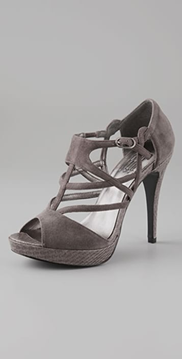 Pelle Moda Jaron Platform Sandals