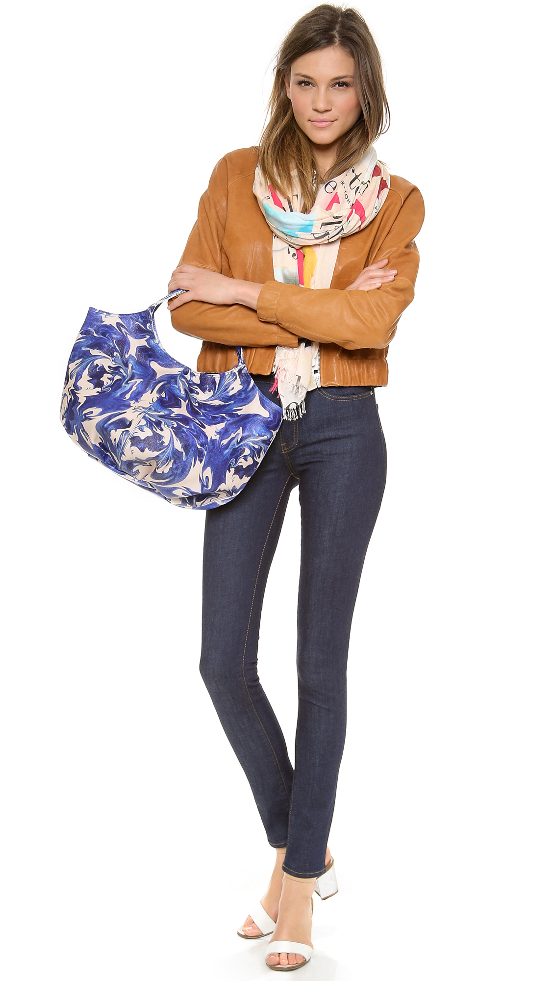 Penelope Chilvers Bags Penelope Chilvers Tie Dye