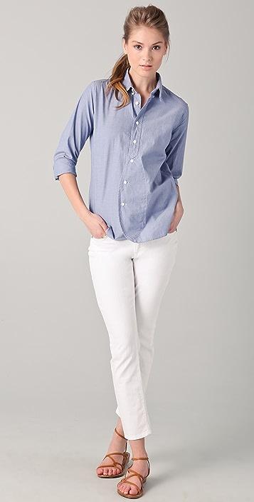 Penfield Boyfriend Chambray Shirt
