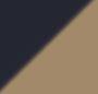 Navy/Tan