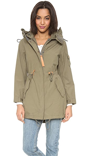Penfield Snorkel Hooded Parka