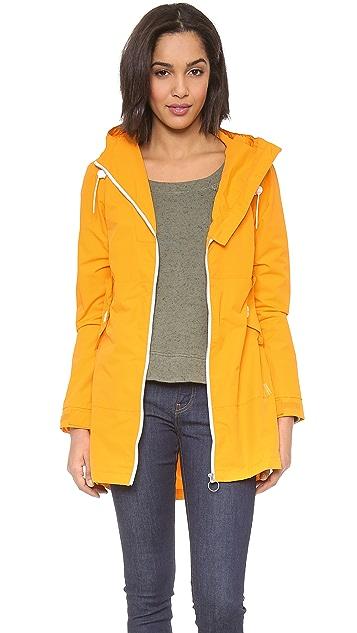 Penfield Weatherproof Zip Through Hooded Jacket