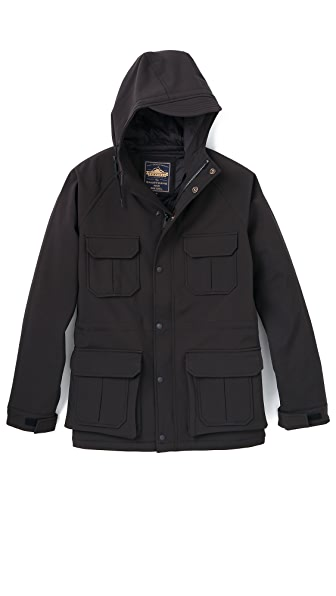 Penfield Baartmans and Siegel Kasson Parka