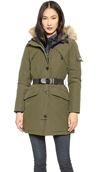 Penfield Hoosac Hooded Mountain Parka