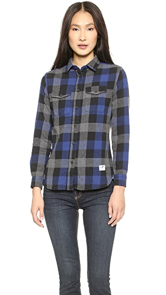 Penfield Chatham Buffalo Plaid Shirt