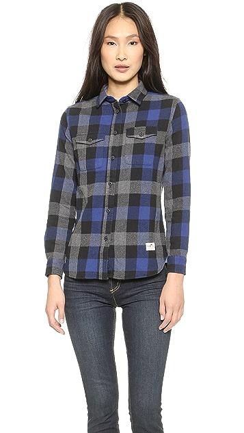 Penfield Chatham Buffalo Plaid Shirt