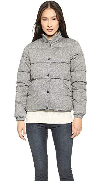 Penfield Appleby Melange Down Jacket