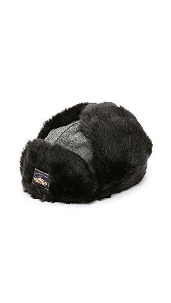 Penfield Providence Melton Classic Trapper Hat