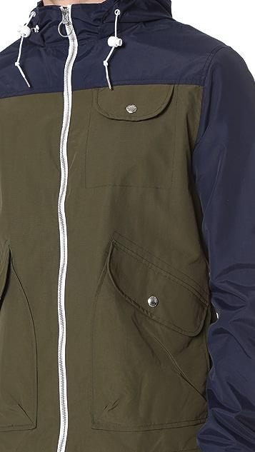 Penfield Rochester 2 Tone Rain Jacket
