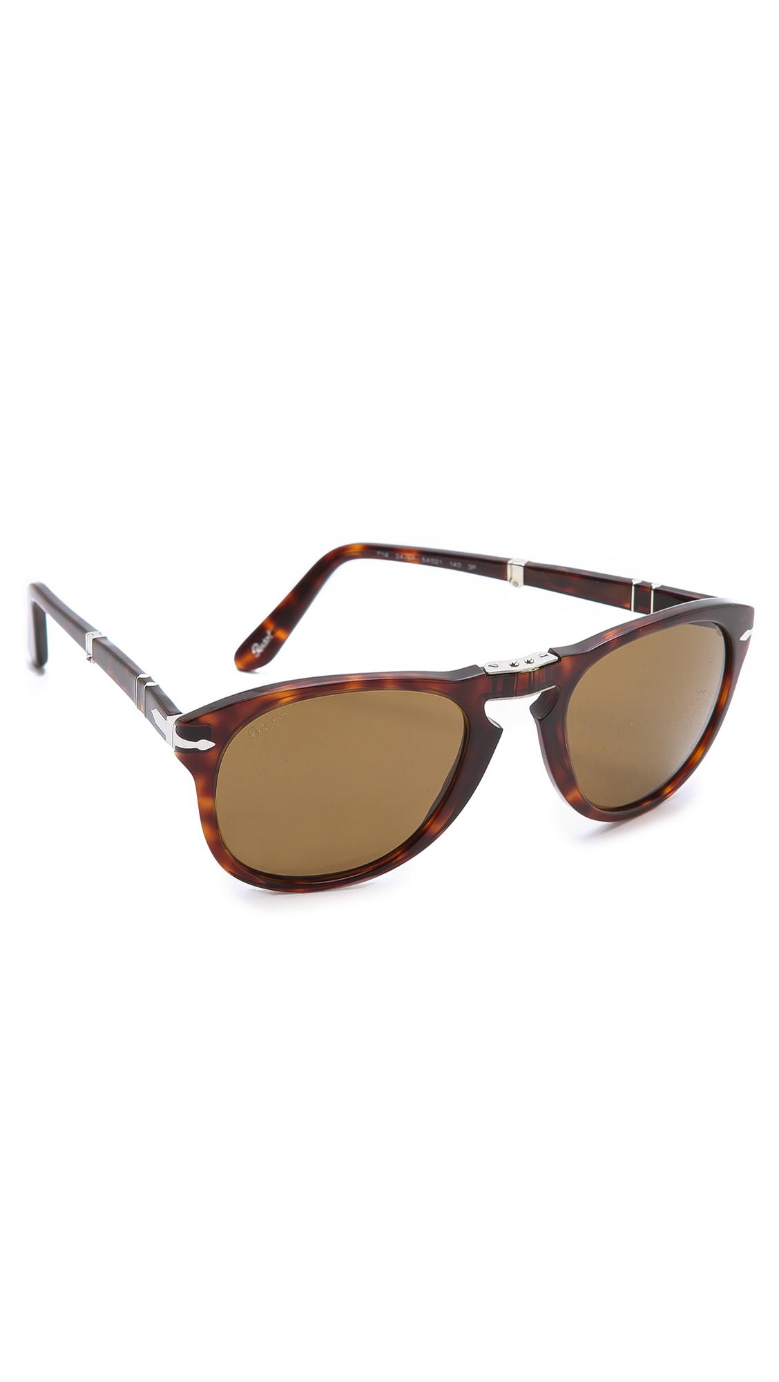 04cd41768a Persol Classic 714 Folding Polarized Sunglasses