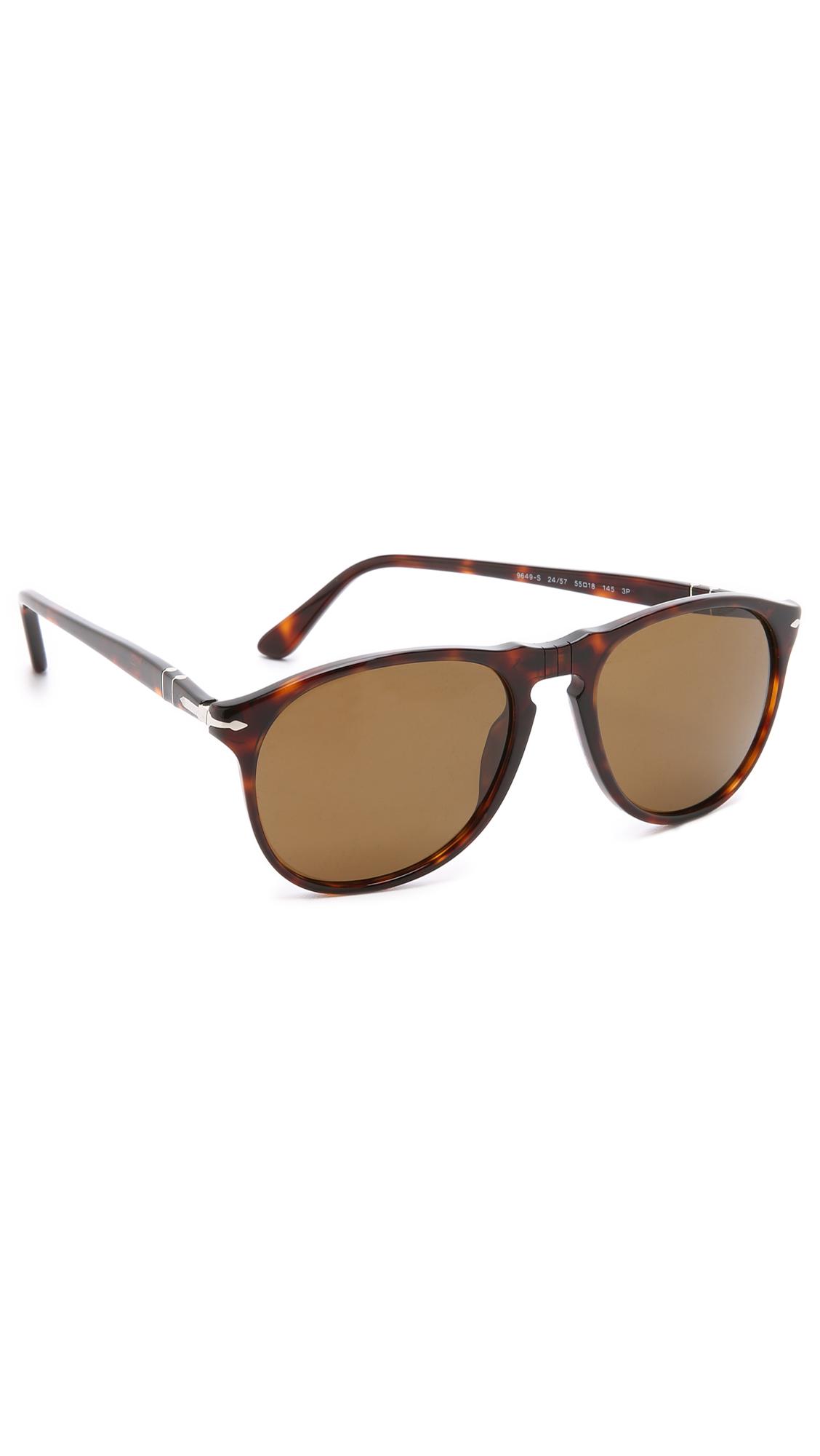 c00090255c Persol Polarized Classic Sunglasses In Havana Brown Polar ...