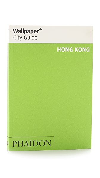 Phaidon Wallpaper City Guide: Hong Kong