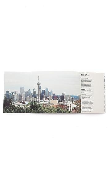 Phaidon Wallpaper City Guides: Seattle