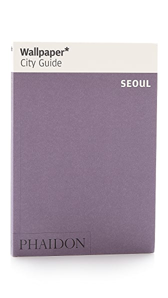 Phaidon Wallpaper City Guides: Seoul