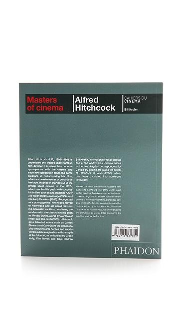 Phaidon Masters of Cinema: Alfred Hitckcock