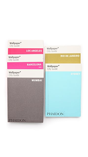 Phaidon Wallpaper City Guides: Beach Set