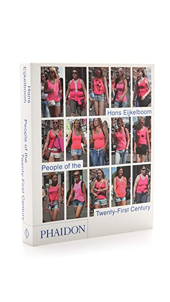 Phaidon Hans Eijkelboom: People of the Twenty-First Century