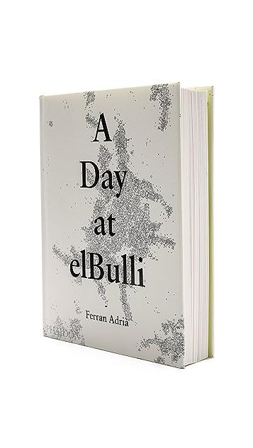 Phaidon A Day at elBulli