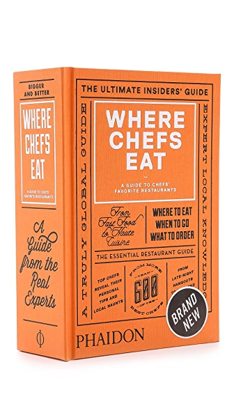 Where Chef's Eat